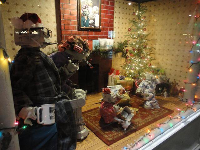 AT-AT Family Christmas