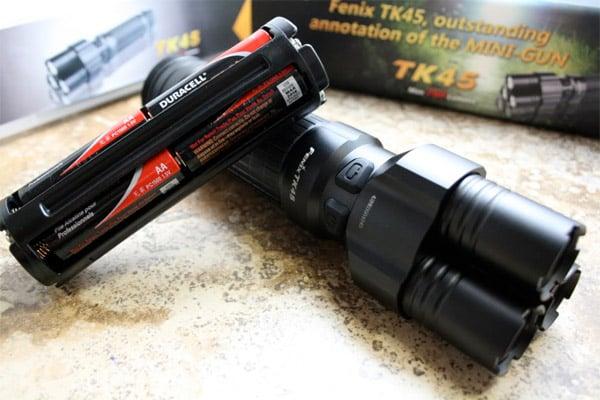Fenix TK45 LED Flashlight