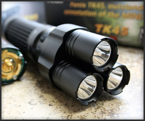 Fenix TK45 LED Flashlight