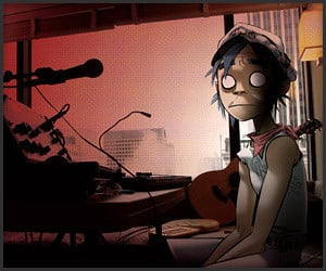 Gorillaz: The Fall