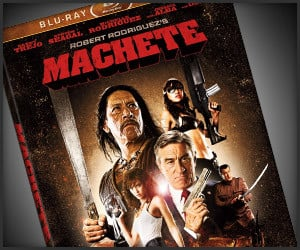 Machete (Blu-ray/DVD)