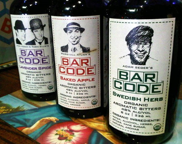 Bar Keep/Bar Code Bitters