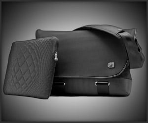 Courier M Laptop Messenger Bag