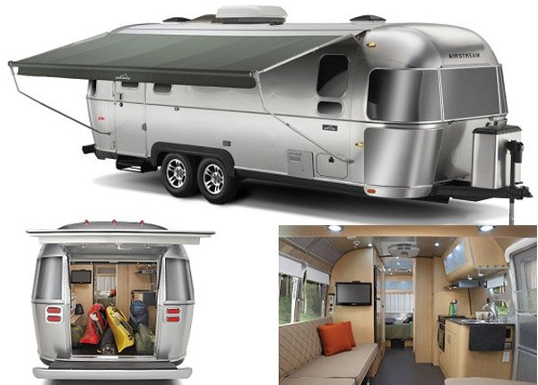 Eddie Bauer Airstream Trailer