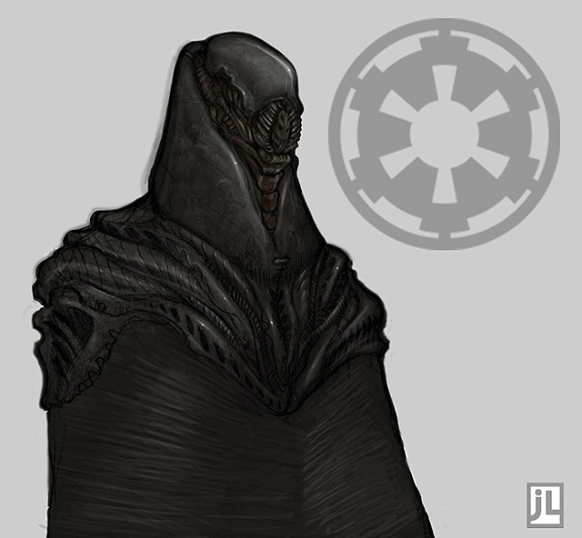 Darth Vader Redesigned