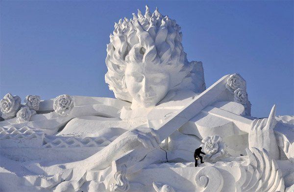 Harbin International Ice Festival