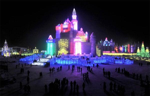 Harbin International Ice Festival