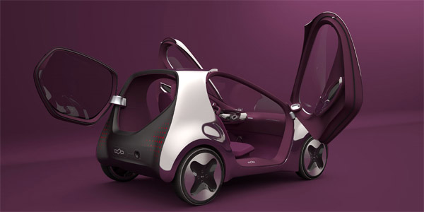 Kia POP Electric Concept