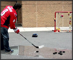 Hockey Puck Accuracy