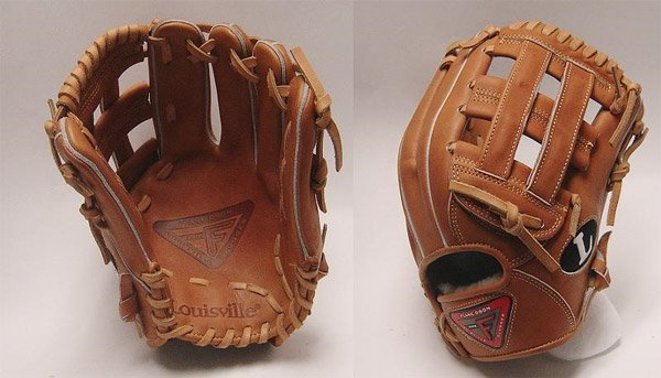 Code 55 Unoiled Baseball Glove