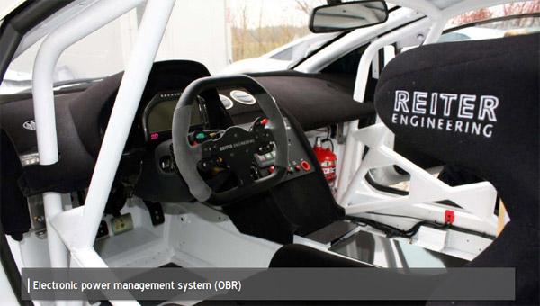 Reiter Lamborghini LP600+
