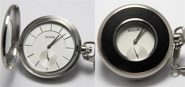 Nixon Highball Pocket Watch