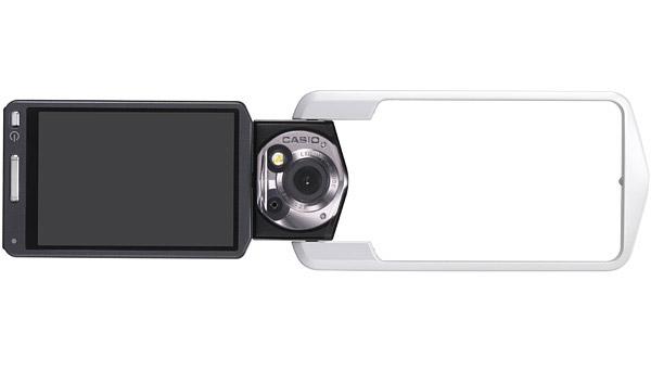 Casio Exilim TRYX Camera