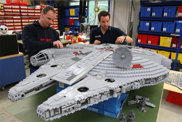 Star Wars x Legoland