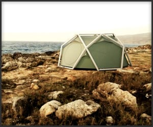 Check out awesome tents on The Awesomer
