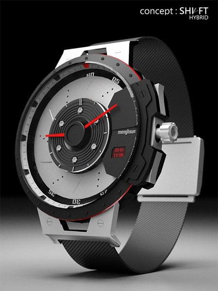 Shift Hybrid Watch