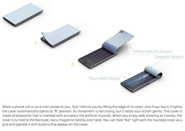 Bio Phone Concept