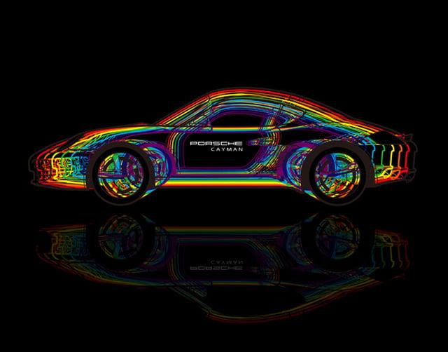 Radically Porsche Design Contest