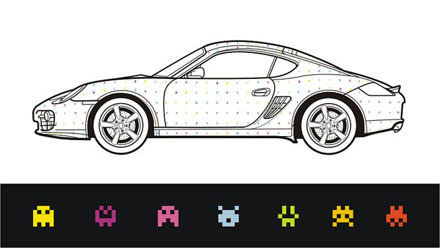 Radically Porsche Design Contest