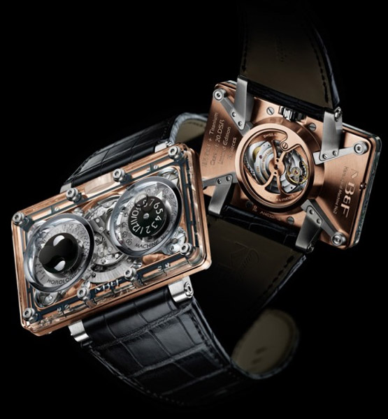MB&F HM2 SV Final Edition
