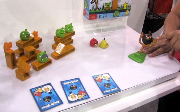 Angry Birds Board Game