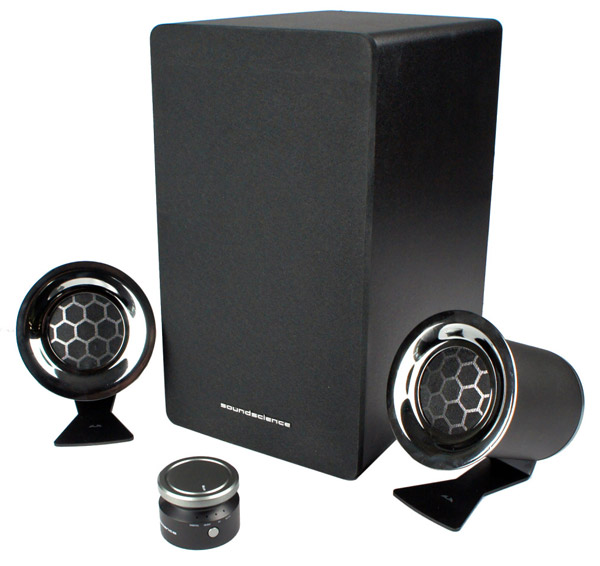 Antec Rockus 3D Speakers