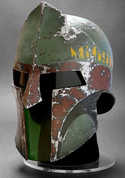 Boba Fett x 300 Helmet