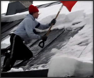 How Not to Remove Snow