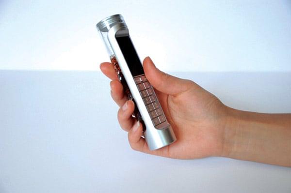Cola Powered Nokia Cellphone