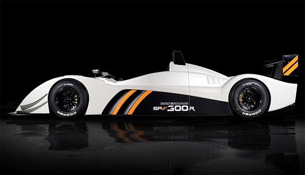 2012 Caterham-Lola SP/300R