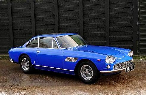 John Lennon's Ferrari 330GT