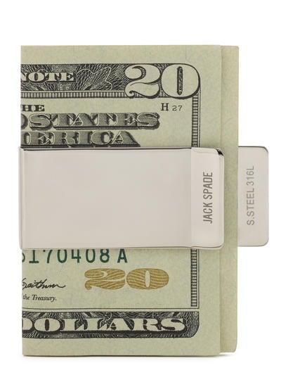Jack Spade Money Clips