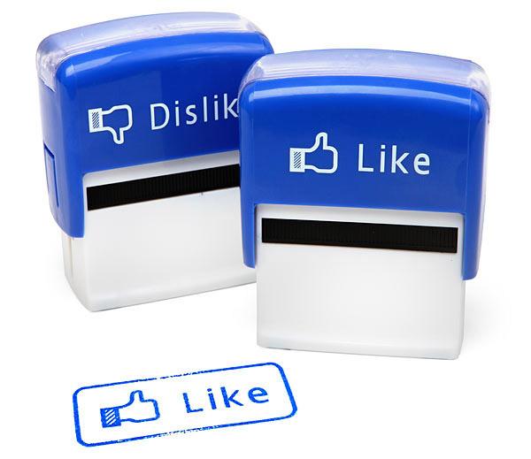 Like/Dislike Stamps