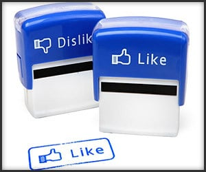 Like/Dislike Stamps