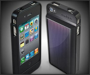Eton Mobius iPhone 4 Case