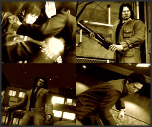 Yakuza 4: Battle (Trailer)