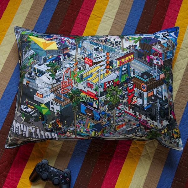 eBoy Cushions