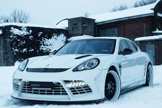 Moby Dick Panamera Turbo