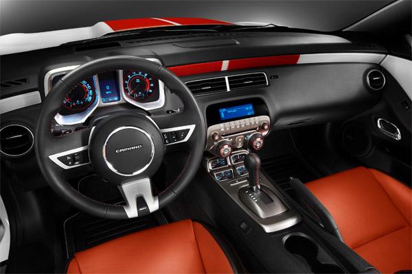 2011 Camaro Conv. Pace Car