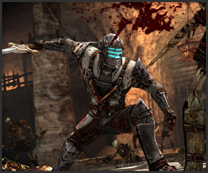 Dragon Age 2 Dead Space Armor