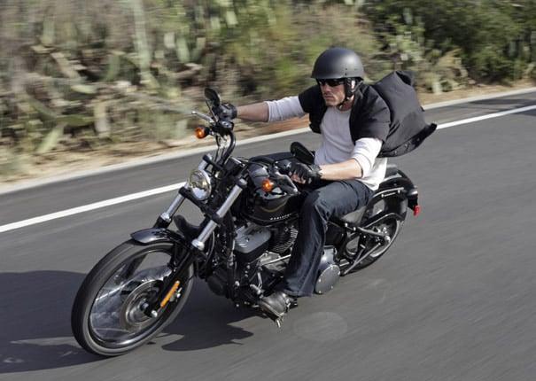Harley FXS Blackline Softail