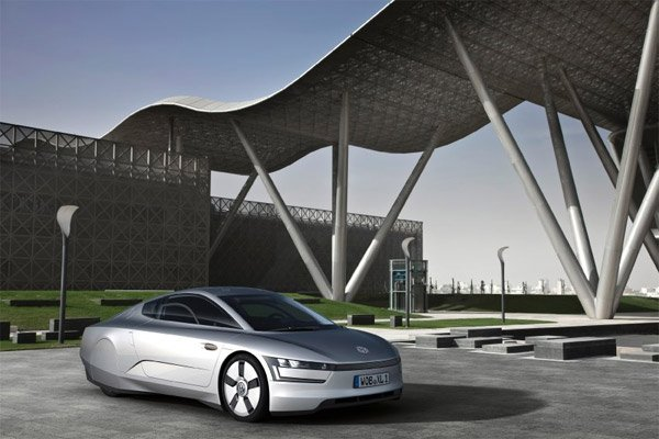 Volkswagen Diesel Hybrid