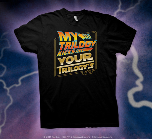 1.21 Jiggawatts T-Shirts