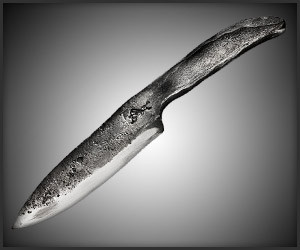 Forged Steel Knife