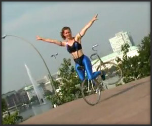 Bicycle Gymnastics