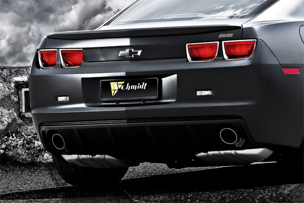 Supercharged Camaro