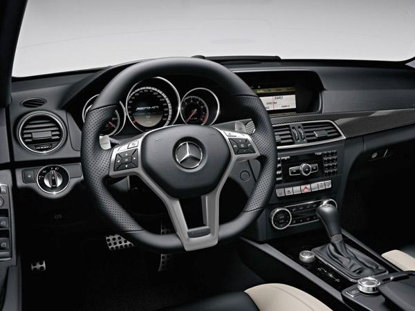 2012 Mercedes C63 AMG Sedan