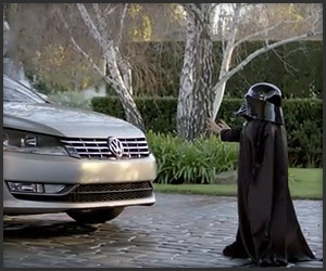 Volkswagen: The Force Ad