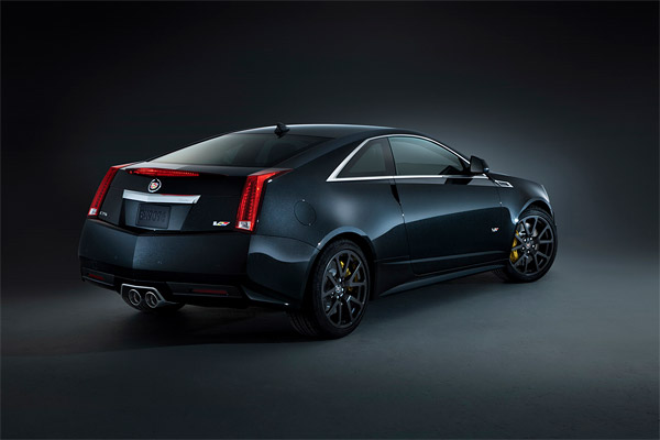 Cadillac CTS-V Black Diamond
