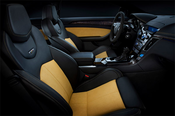 Cadillac CTS-V Black Diamond